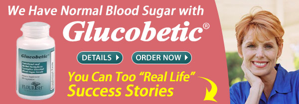 Limited Time Offer - Free Gift Valued at $12.95 - Click to Order Glucobetic Now