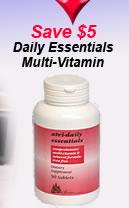 daily essentials multivitamin